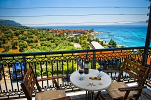 Ouranoupolis family rooms beach Chalkidiki